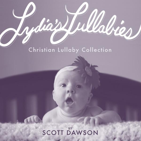 Lydia's Lullabies album cover art